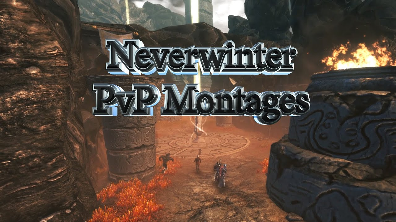 Neverwinter PvP Montage 1 - Control Wizard/Trickster Rogue
