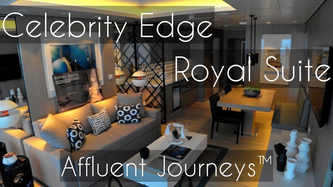 Celebrity Edge Royal Suite Youtube