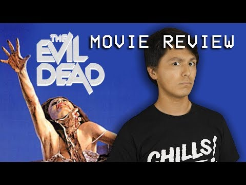 The Evil Dead (1981) - Movie Review + Spooky Facts!