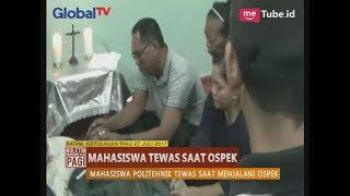 Diduga Kelelahan, Mahasiswa Tewas Saat di Ospek di Kampusnya - BIP 28/07