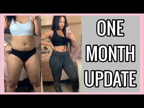 I Lost 20lbs In 30 Days! | One Month Transformation