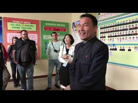 Where North Korea's best are preparing: an elite school outside
