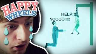 IS THIS TOO EMOTIONAL!? || Happy Wheels #3