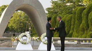 Obama: Hiroshima Started a Moral Awakening