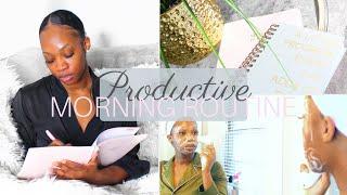 Productive MORNING ROUTINE 2020 *Quarantine*   Maya Galore
