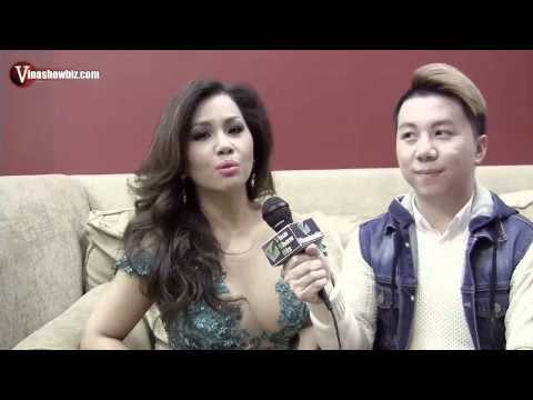 Vinashowbiz Interview with singer Minh Tuyet