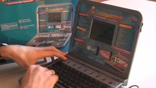Обучающий детский компьютер 7025 / 7026 - Столица игрушек / KievToys.com.ua(, 2013-12-26T14:19:45.000Z)