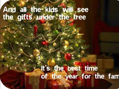 merry christmas happy holidays nsync with lyrics