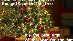 Merry Christmas, Happy Holidays - N'Sync (with lyrics)