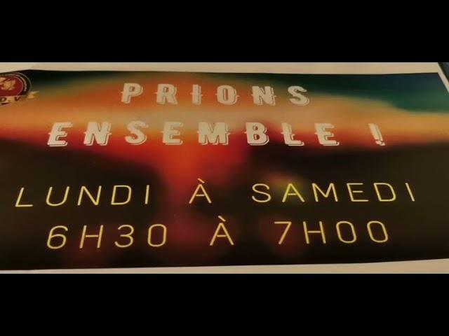Prions ensemble - 16/09/21 - Pst. O. Sarr