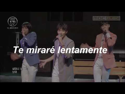 Hello // Dk, Mingyu & Jun |SEVENTEEN(세븐틴)| Español