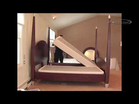 How to Pack Mattresses & Bed Frames