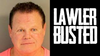 JERRY LAWLER ARRESTED AND SUSPENDED! (Going In Raw News Update 6/17/16)
