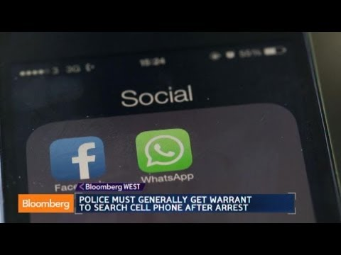 Scotus: Police Need a Warrant to Search Your Phone
