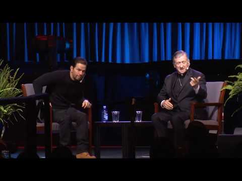 Cardinal Cupich and Mark Wahlberg Discuss Faith