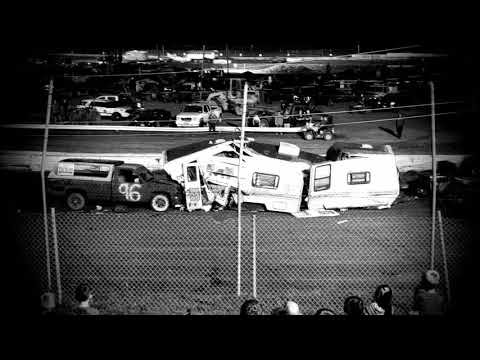 Truck and Trailer Race, Orange county Fair Speedway