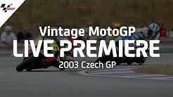 2003 #CzechGP  Vintage MotoGP™