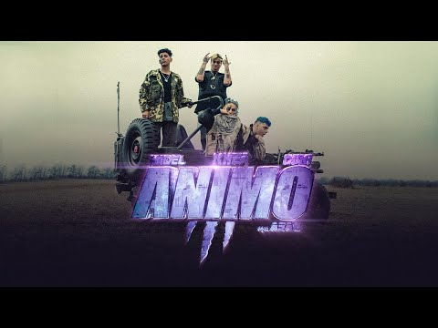 KHEA – Ánimo (Letra) ft Duki, Midel
