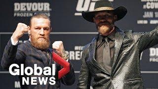 UFC 246: McGregor vs.