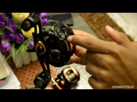 How to open the side plate of the Abu Garcia Promax 3/Orange Max 3/Max 3/Gen 3 Max Reels