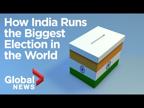 India Lok Sabha election 2019: How the world's largest democracy votes