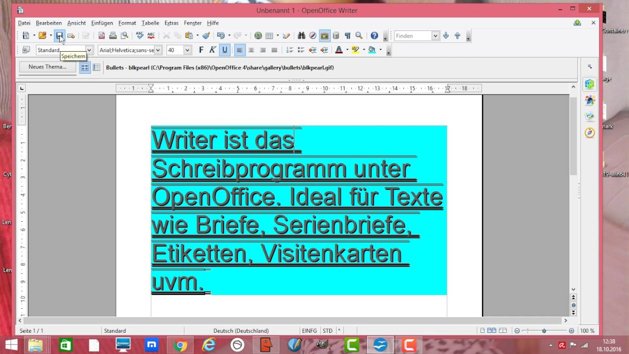 Ausgezeichnet Lebenslauf Als Pdf Oder Word Dokument Einreichen ...