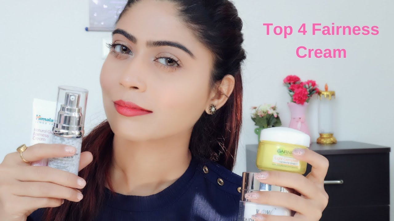 Top 8 FAIRNESS Cream in India  instant fair skin  Rinkal soni