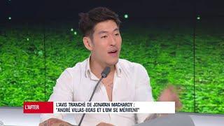 """MacHardy : """"André Villas-Boas est le reflet de la léthargie du projet de l'OM"""""""