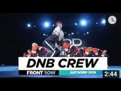 DNB CREW  / Junior Division / FRONTROW / World Of Dance Antwerp Qualifier 2019