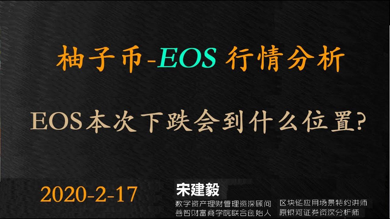 柚子币|EOS行情分析| 区块链数字货币 行情分析,比特币行情 1