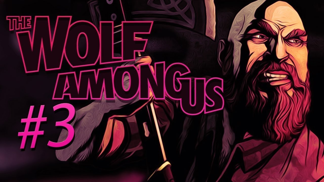Mirror Mirror On The Wall The Wolf Among Us Ep 3 Youtube