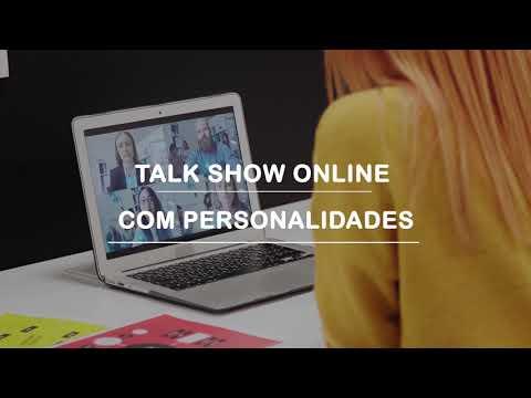 TALK SHOW ONLINE COM PERSONALIDADES