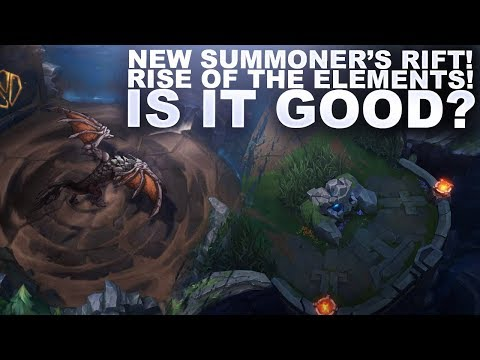 NEW SUMMONERS RIFT IS COMING! IS IT GOOD? | League of Legends
