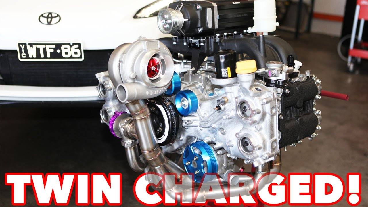 86 Twincharged Supercharged Turbo Toyota Build Antilag Dyno Archives