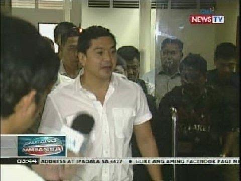 BP: Dating Camsur Gov. Lray Villafuerte, Nagpiyansa Sa Kasong Graft