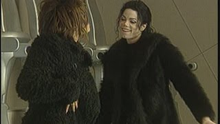 Michael Jackson - Making of Scream