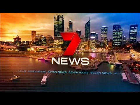7 News Perth (includes Today Tonight) (12 Jul 2016)