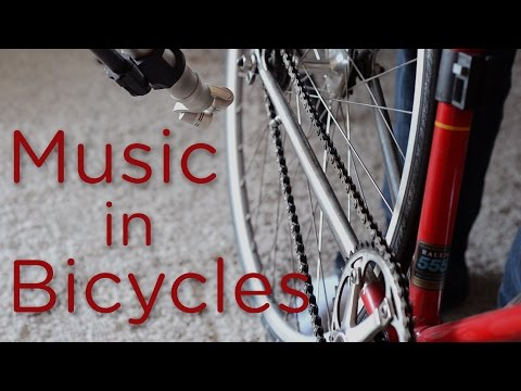 Music in Objects 2: Bicycles thumbnail