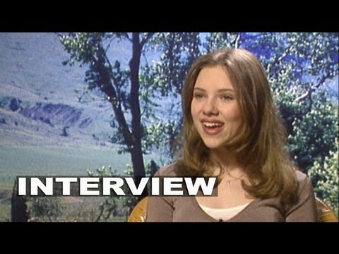 The Horse Whisperer: Scarlett Johansson Exclusive Interview