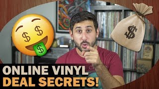 How To Find The Best Vinyl Record Deals Online