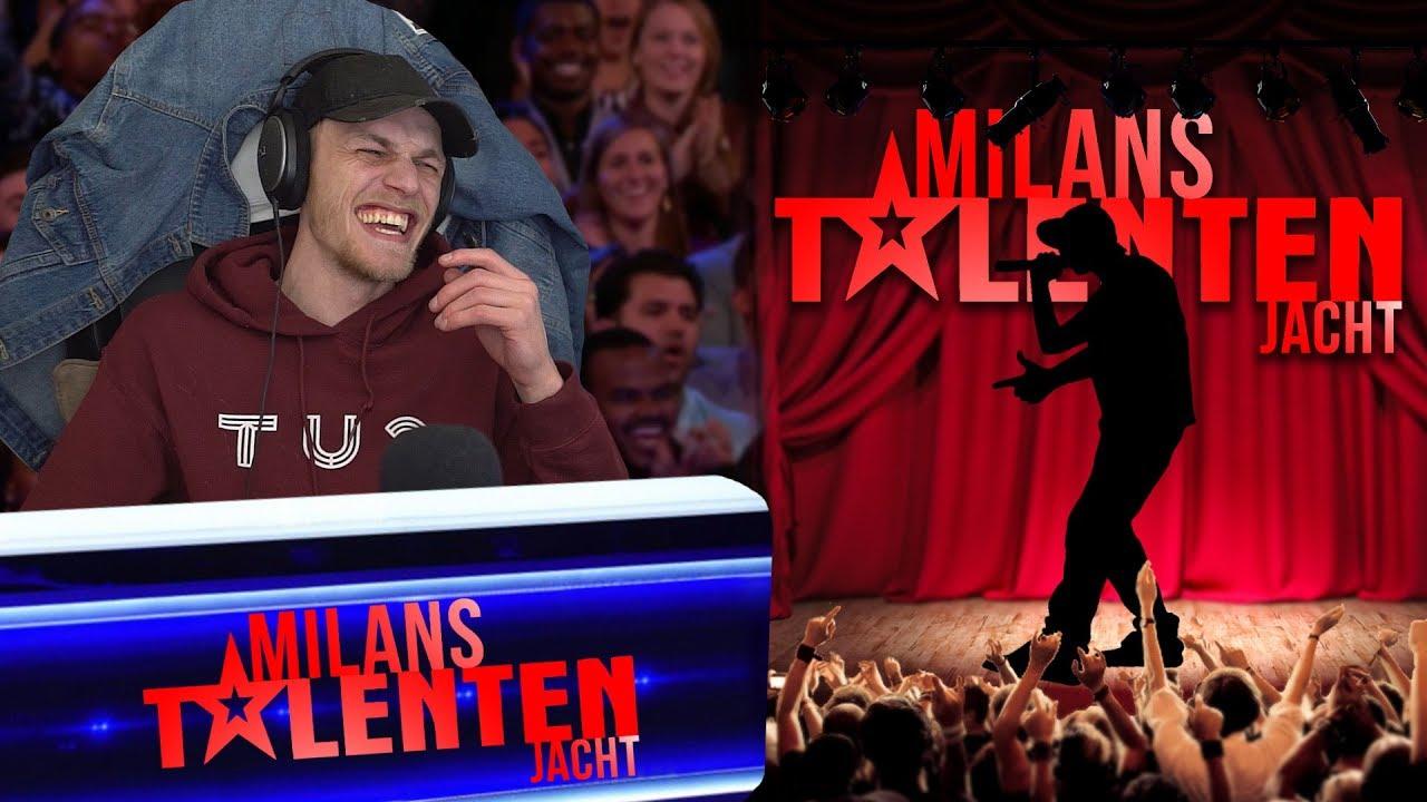 MILAN'S TALENTENJACHT SHOW!