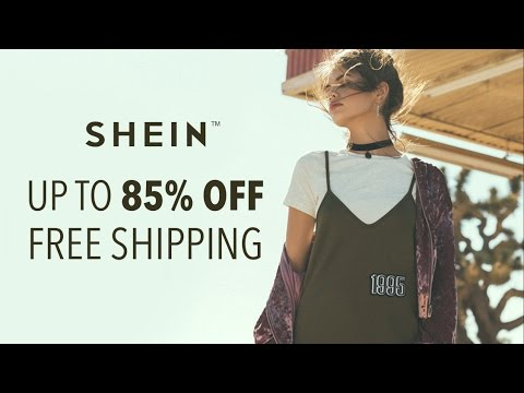 SHEIN APP is launched in middle east!