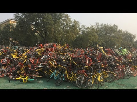 A possible cure for China's bike-sharing headache