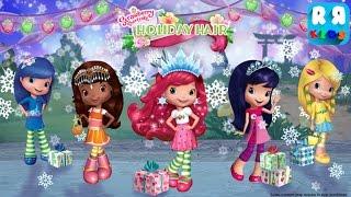 Strawberry Shortcake Holiday Hair - Fashion World (By Budge Studios) - Unlock All CITIES