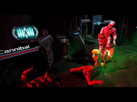 Dead Effect 2 VR (Walkthrough Chapter 14) |