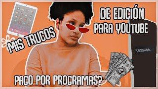 CÓMO EDITO MIS VIDEOS✨/ CÓMO EDITAR VIDEOS PARA YOUTUBE PARTE 1// ALEIRIS MARRERO❣︎♡´・ᴗ・`♡ YouTube Videos