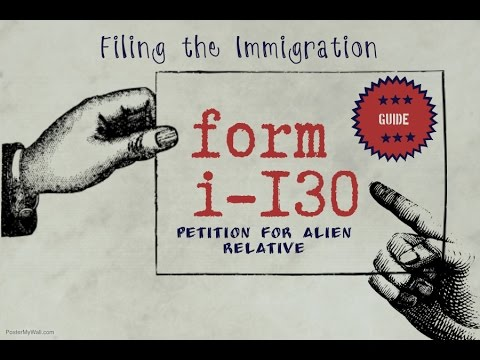 Form I-130 for parents| Form I-130 for spouse | Form I-130 for ...