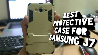 The Heartly Cover for Samsung J7 Best Protective Case for your J7