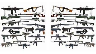 S.T.A.L.K.E.R. Зов Припяти - Оружейный аддон Arsenal Overhaul 2.5