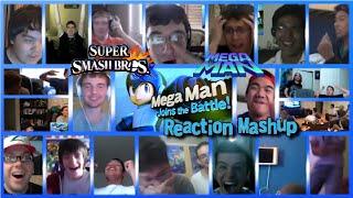 Megaman Joins The Battle! (Super Smash Bros. Wii U and 3DS) Reaction Mashup!